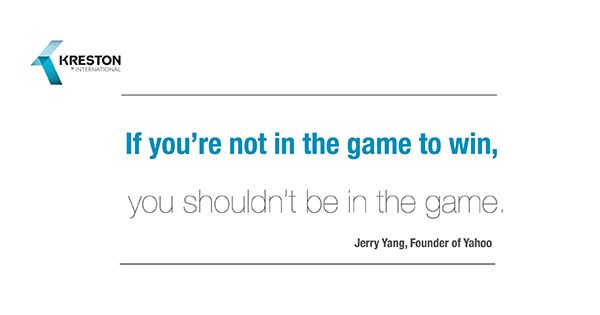#QuoteOfTheDay, by Jerry Yang, Founder of Yahoo. #Kreston