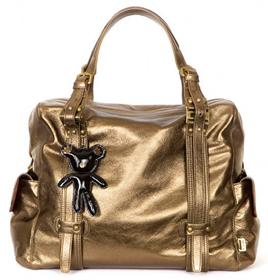 Gorgeous bronze Nico baby bag... Love