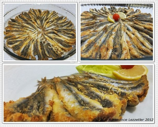 Fırında Hamsi Tava Nasıl Yapılır Kışın en severek yenilen Hamsi balığını Karadeniz de özellikle çok çeşitli yapıyorlar. Balık pişirme ko...