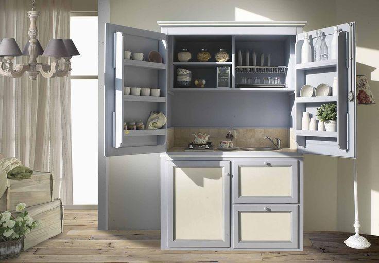 Oltre 25 fantastiche idee su mini cucina su pinterest - Armadio dispensa cucina ...