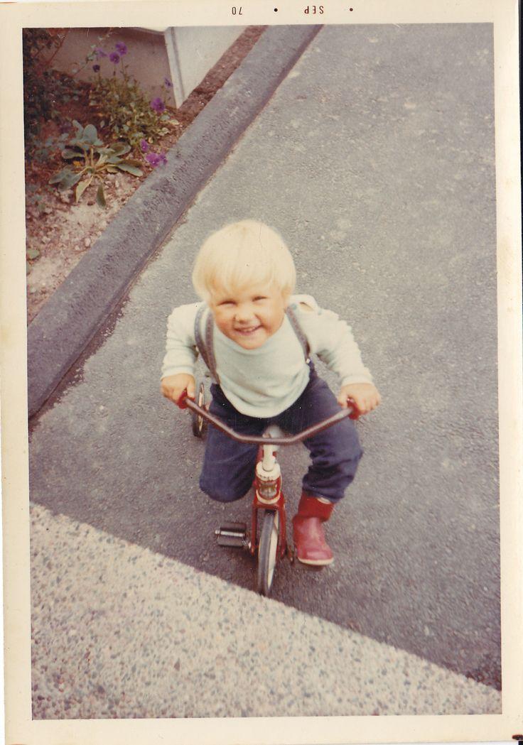 My nephew Simo Asikainen