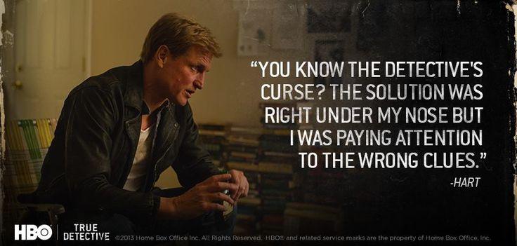true detective the detectives curse | True Detective | Facebook
