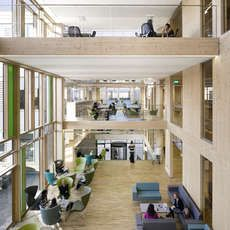 Keynsham Civic Centre & One Stop Shop - Architizer