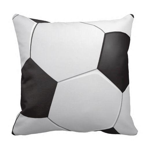 Football Soccer Pillows