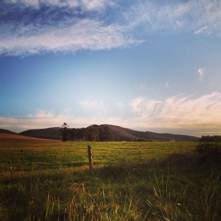 Beautiful landscapes. Experience the Overberg.