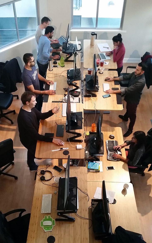 Standing Desks Standing Desk Office Office Workspace Ergonomic