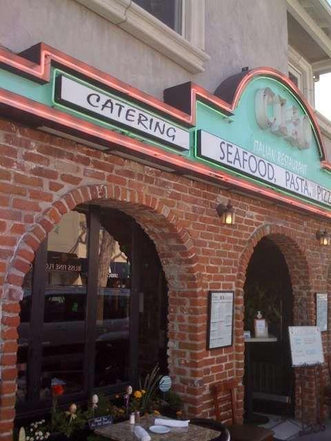 Newport Beach Italian Restaurants Fashion Island
