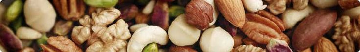 Raw unpasteurized nuts. Some of the best prices I've seen: rawnutsandseeds.com