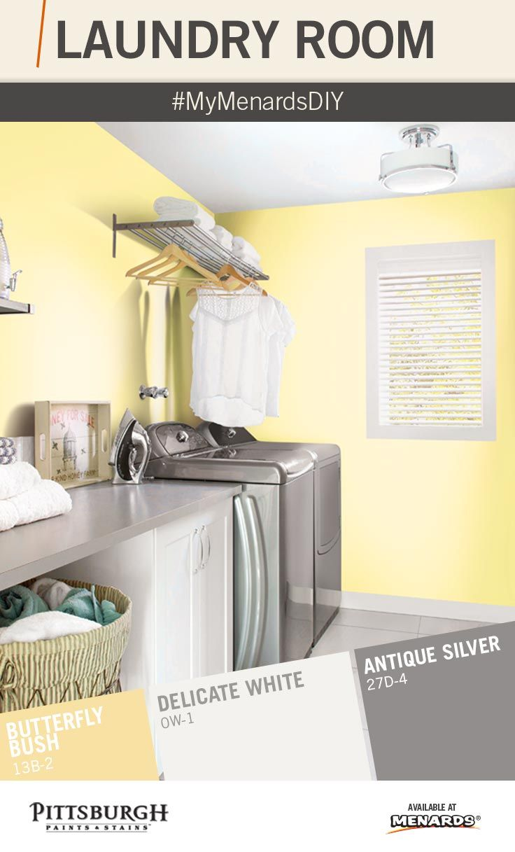 42 best Laundry Room Makeover & Paint Color Inspiration images on ...