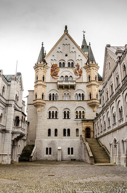 Neuschwanstein Castle germany