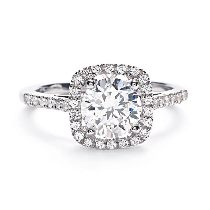 Best 25 Square engagement rings ideas on Pinterest  Square wedding rings Pretty engagement