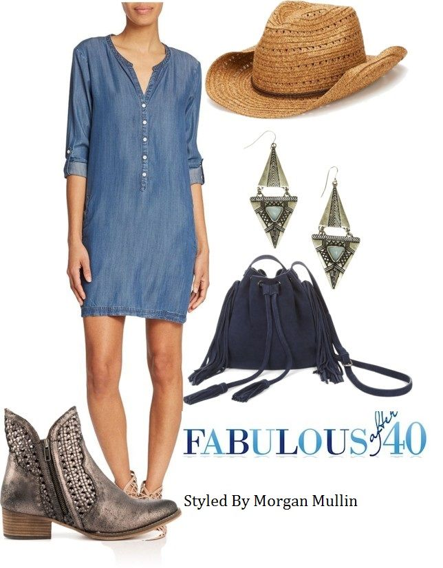 Hi Deborah, My husband surprised me with tickets to a country music concert. I'm excited but I have no idea what to wear. Jeans come to mind, but that's about it. What do you suggest? Dana Hi Dana,...
