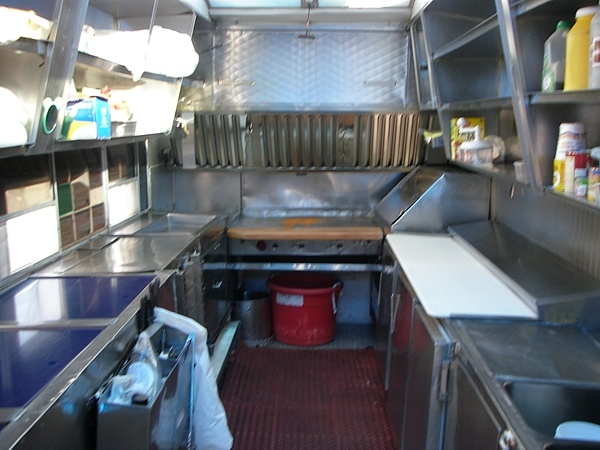 Truck Food Carts For Sale | 1989 Fully Equipped Catering Truck for Sale by Owner