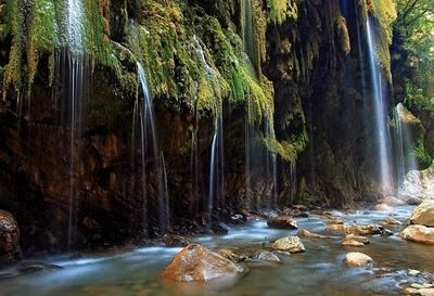 """Panda Vrehei"" (""Always Raining"") canyon, Evrytania, Greece"