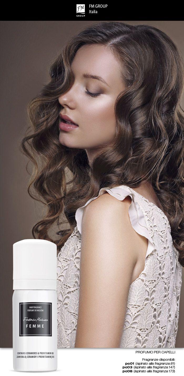 Prodotto - Profumo per Capelli - Federico Mahora FM GROUP Italia #hair #parfum #fmgroup #fmgroupitalia #beauty