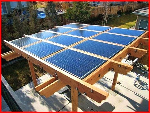 Solar Energy Sustainability Design Ideas In 2020 Solar Pergola Solar Panels Pergola