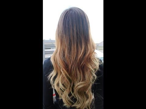hair styles brunette 1000 ideas about ombre hair tutorial on 9007 | e779414d9007c16f5ad25ea8f2c68439