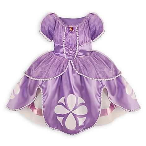 Princess Sofia Costumes and dresses