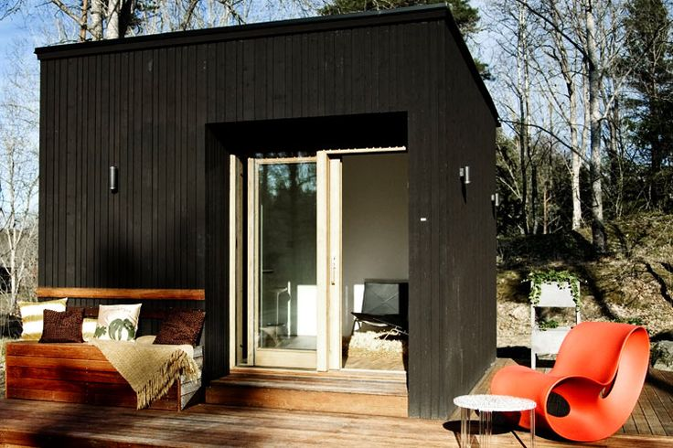 Petite Maison Design #13: Petite Maison En Bois Nexthouse | Unique | Pinterest | Architecture And  Architecture Design