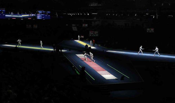 Fencing - Rio 2016