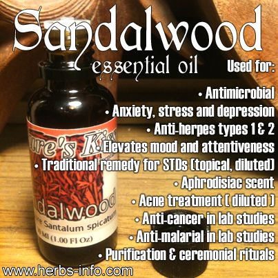 Sandalwood ~ www.sparknaturals.com/?affiliates=110 ;  Use coupon code REVIVE for an additional 10% off purchase at checkout.