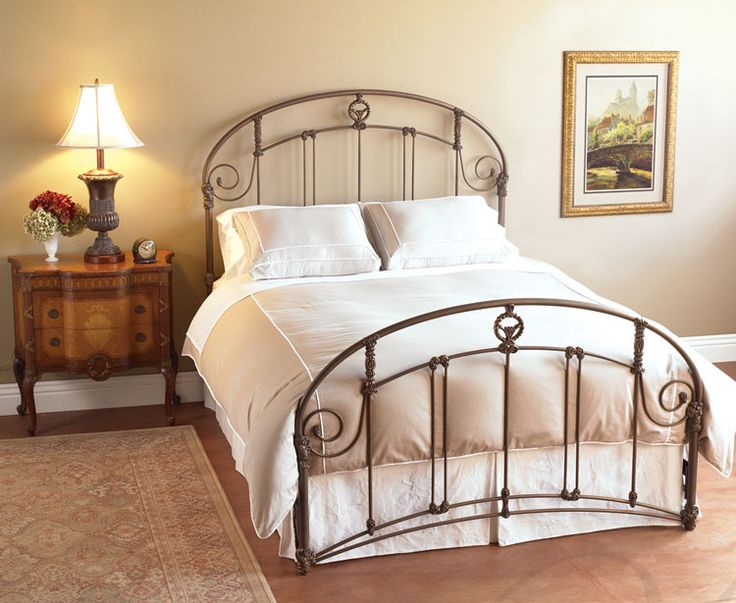 17 Best Images About Iron Beds On Pinterest Guest Rooms