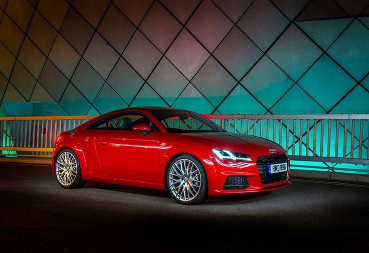 #Audi #TT offers #quattro drive with diesel power