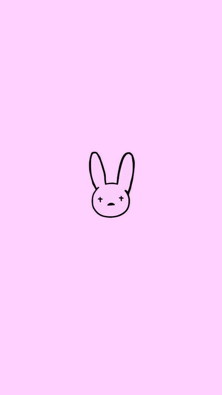 Bad Bunny Lockscreen Badbunny Bunny Wallpaper Bunny Poster