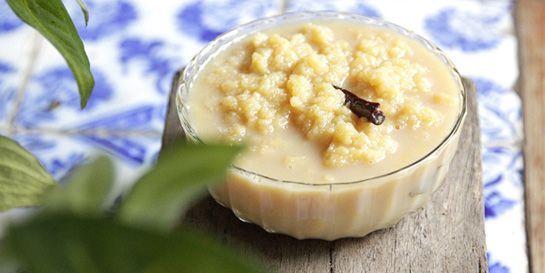 Ambrosia é uma das mais tradicionais e deliciosas sobremesas de Minas Gerais. Confira aqui a receita dessa e de outras compotas!