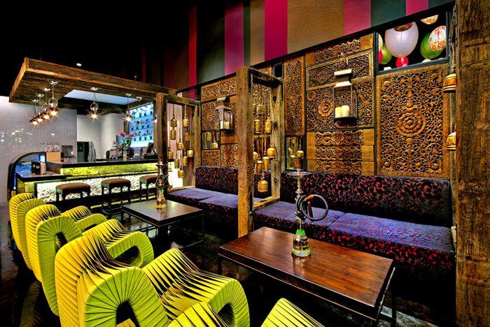 51 best hookah lounge ideas images on pinterest hookah lounge lounge ideas and acting - Shisha bar dekoration ...