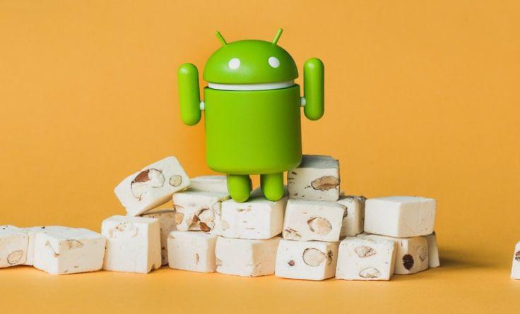 Android Nougat já se encontra em 1% dos equipamentos