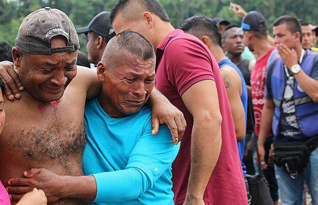 Masacre de campesinos en Tumaco es una afrenta a la paz