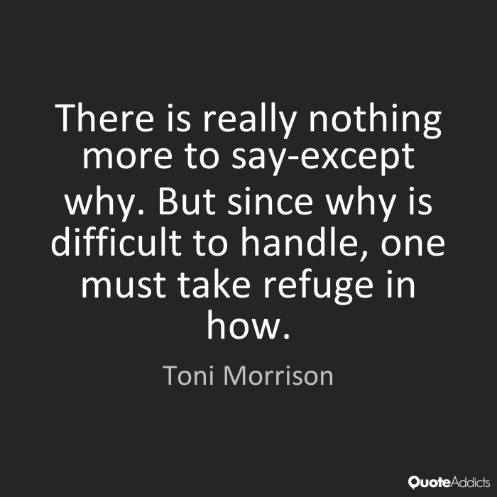 toni morrison quotes finding yourself   Quotes Toni Morrison Beloved   Quote Addicts