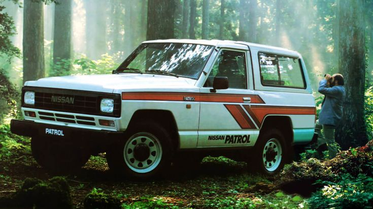 It was 35 years ago that Nissan Patrol began production in Europe  – Autodromo