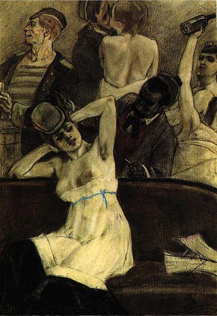 part 2 of Felicien Rops, erotic art and symbolism