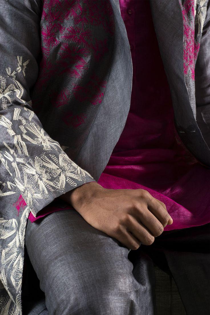 swati kalsi hand embroidered jacket