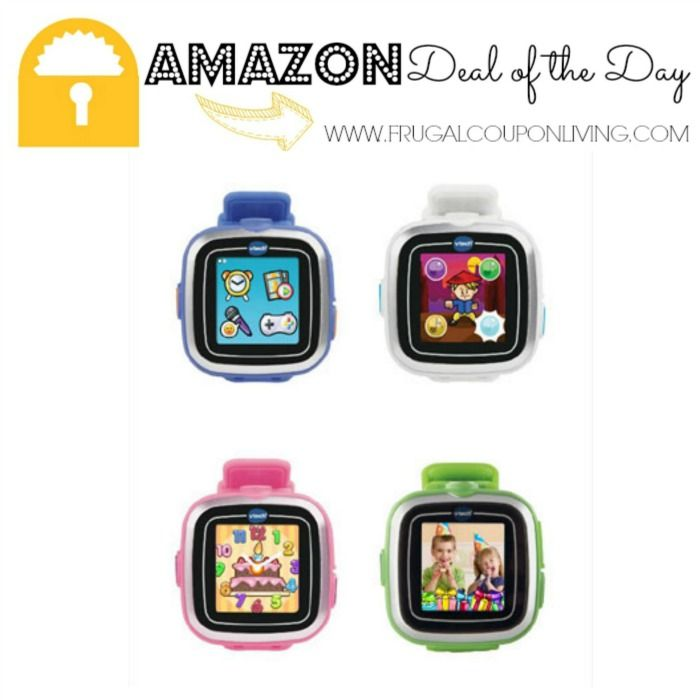 Amazon Deal of the Day: 50% Off VTech Smart Watches