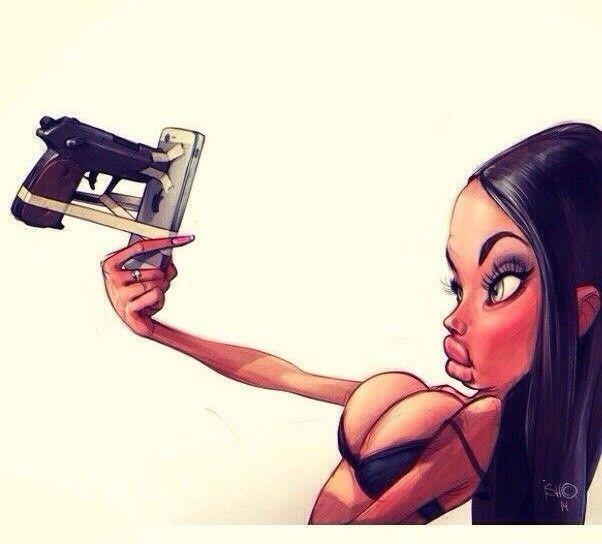 Новые смешные иллюстрации от Сергея Ишмаева