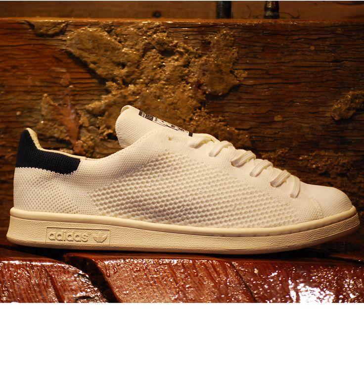 Adidas Stan Smith Primeknit Navy