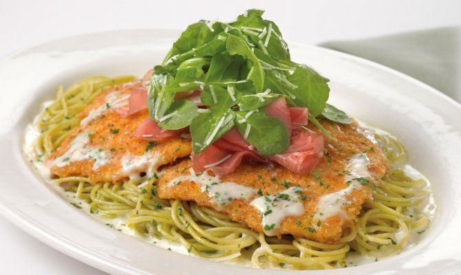 Become a #chicken making pro and try making The #CheesecakeFactory's Chicken Bellagio! #recipes