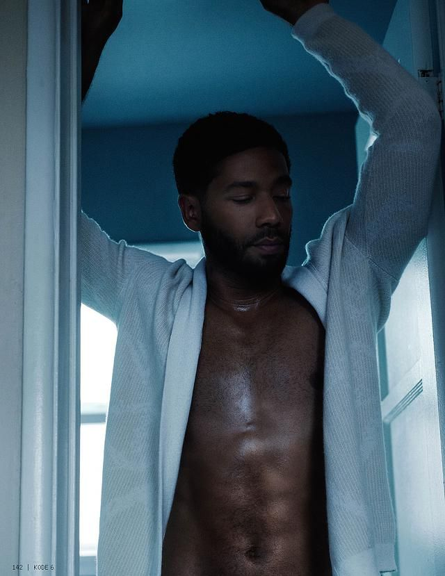 New PopGlitz.com: Click Flash: Jussie Smollett Goes Sweaty & Shirtless For Kode Magazine Feature - http://popglitz.com/click-flash-jussie-smollett-goes-sweaty-shirtless-for-kode-magazine-feature/