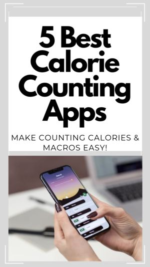 5 Best Calorie Counting Apps for iPhone & IOS Calorie