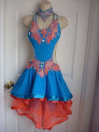 Image detail for -pre-teen latin dress for sale. DANCEWEAR FOR SALEBuy and sell your ...