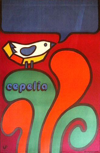 Cepelia, 1973, by Jan Mlodozeniec