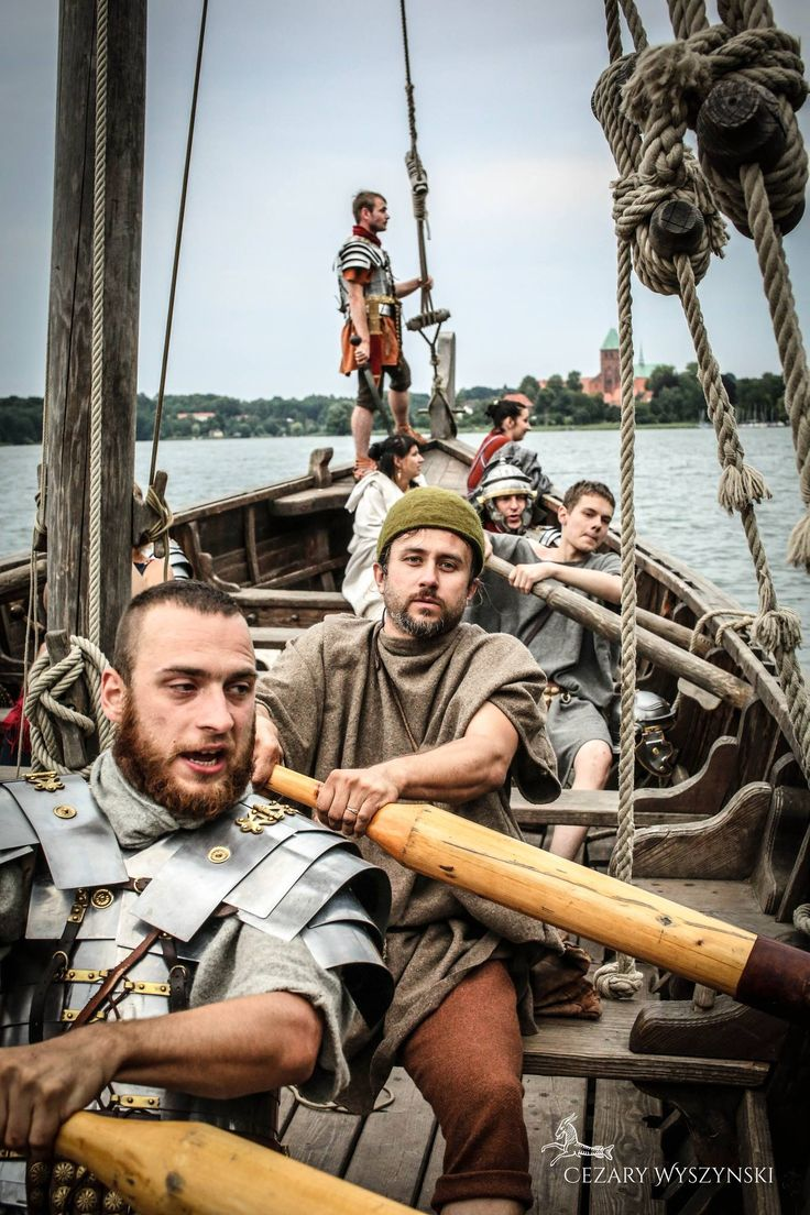 Die Wacht am Rhein. Roman legion marines. Legio XXI Rapax - historical reenactment of Roman legions. Rekonstrukcja historyczna rzymskich legionów