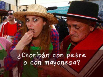 16 Dilemas que jamás atormentarán a un chileno