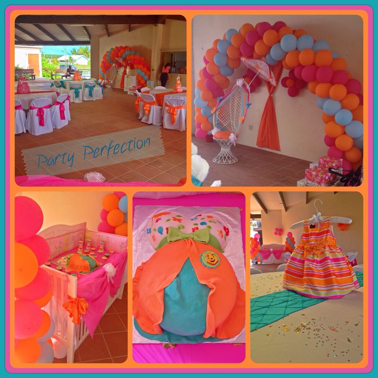 Pooh Baby Shower Decorations