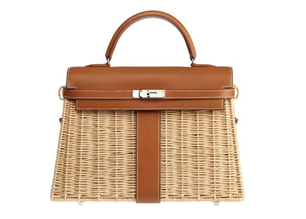 Must have: borsa Hermes Kelly Pic Nic
