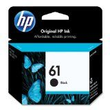 Ink Coupons For - HP 61 Black Original Ink Cartridge - http://www.inkcoupon.org/hp-61-black-original-ink-cartridge/