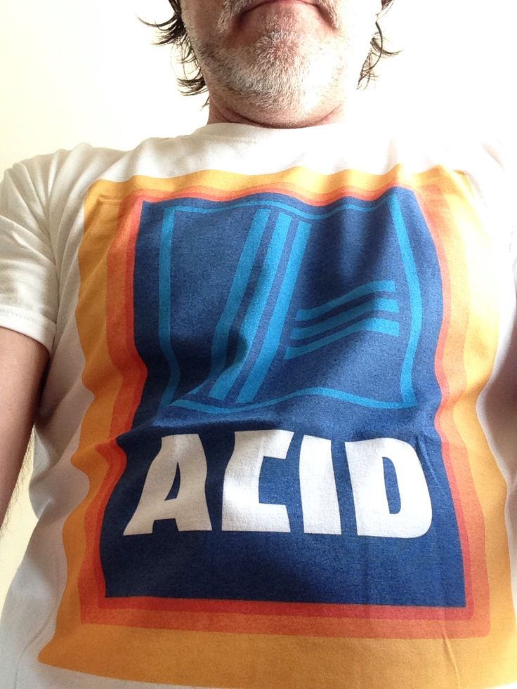 Aldi - Acid ~ acid head clothing